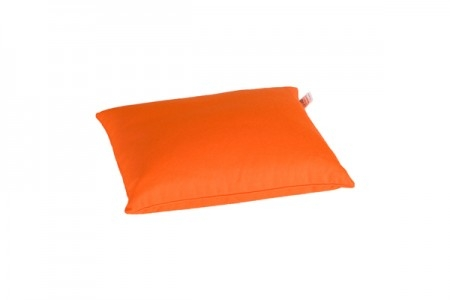 Buckwheat-Hull-Pillow-orange