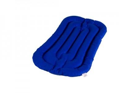 buckwheat-hull-mattress-for-baby-pram-carrycot-blue