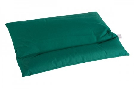 buckwheat-hull-pillow-green