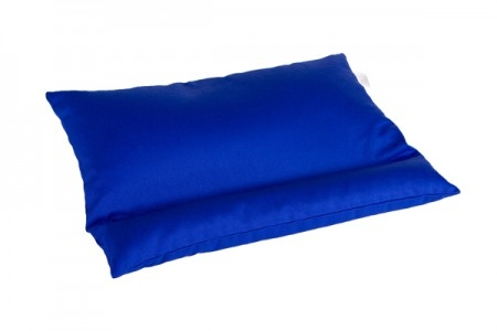 pillow-with-buckwheat-hull-blue